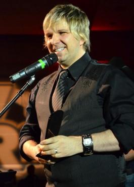Mike Sanyshyn wins 2 BCCMA 2012 Awards. Photo: Ken G. Stewart